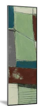 Deconstructed IV-Jennifer Goldberger-Mounted Premium Giclee Print