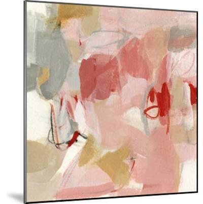 Strawberry Dreams-Christina Long-Mounted Premium Giclee Print