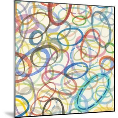 Oval Palette I-Nikki Galapon-Mounted Premium Giclee Print