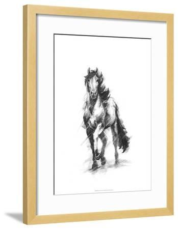 Dynamic Equestrian I-Ethan Harper-Framed Premium Giclee Print