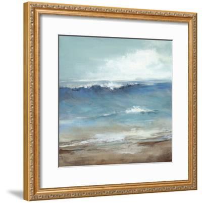 Seaside-Christina Long-Framed Premium Giclee Print