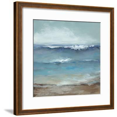 Home by the Sea-Christina Long-Framed Premium Giclee Print