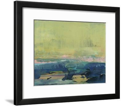 Vintage Landscapes I-Jodi Fuchs-Framed Premium Giclee Print