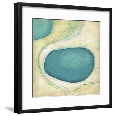 Currents IV-June Vess-Framed Premium Giclee Print