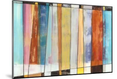 Rhythm and Hues II-Jodi Fuchs-Mounted Premium Giclee Print