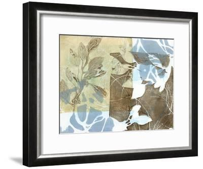 Leaf Inclusion II-Jennifer Goldberger-Framed Premium Giclee Print