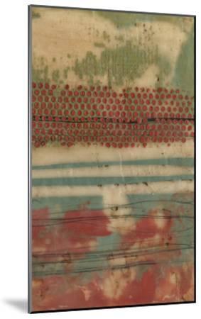 Undulate II-Jennifer Goldberger-Mounted Premium Giclee Print