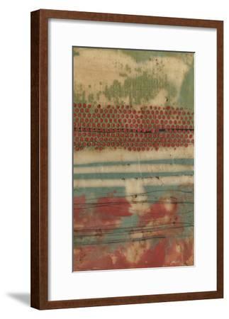 Undulate II-Jennifer Goldberger-Framed Premium Giclee Print