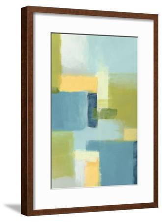 Spring Mist I-June Vess-Framed Premium Giclee Print