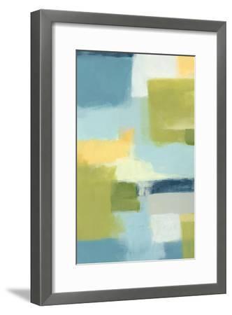 Spring Mist II-June Vess-Framed Premium Giclee Print
