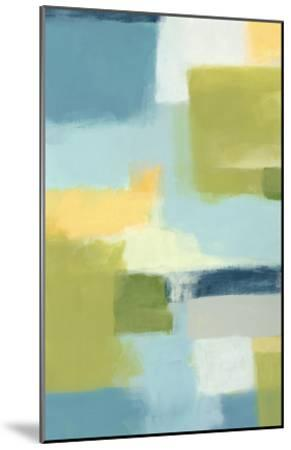 Spring Mist II-June Vess-Mounted Premium Giclee Print