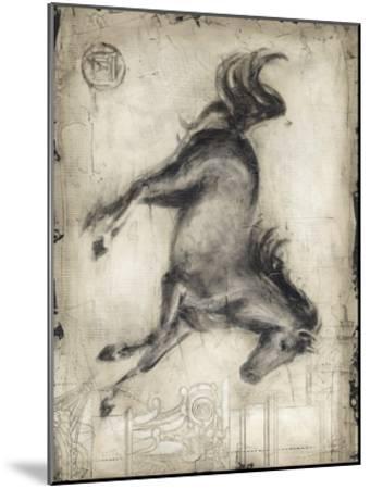 Roman Horse I-Ethan Harper-Mounted Premium Giclee Print