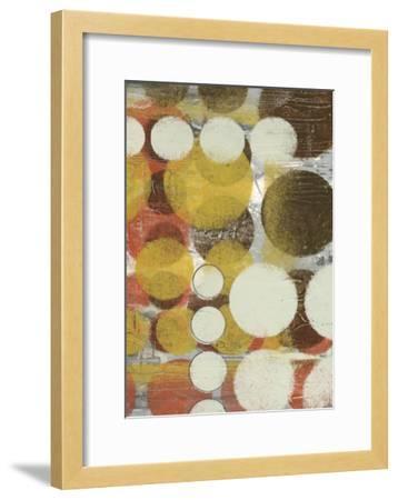 Orb Illusion I-Jennifer Goldberger-Framed Premium Giclee Print