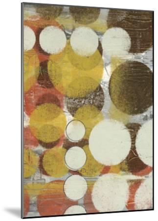 Orb Illusion I-Jennifer Goldberger-Mounted Premium Giclee Print
