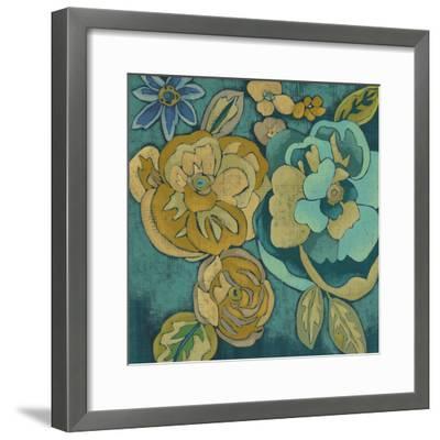 Trousseau Chintz III-Chariklia Zarris-Framed Premium Giclee Print