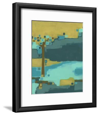 River Bend I-June Vess-Framed Premium Giclee Print
