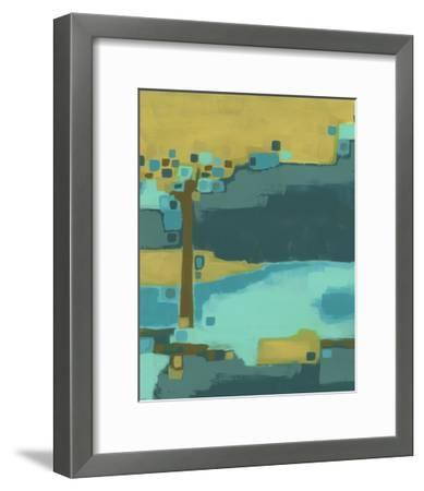 River Bend I-June Vess-Framed Premium Giclee Print
