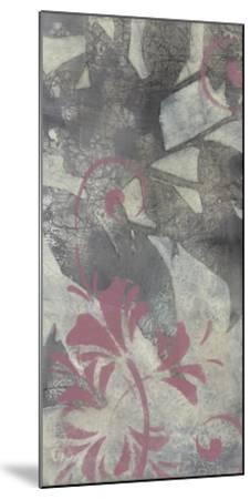 Leaf Dusting I-Jennifer Goldberger-Mounted Premium Giclee Print