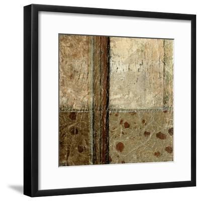 Earthen Textures VIII-Beverly Crawford-Framed Premium Giclee Print