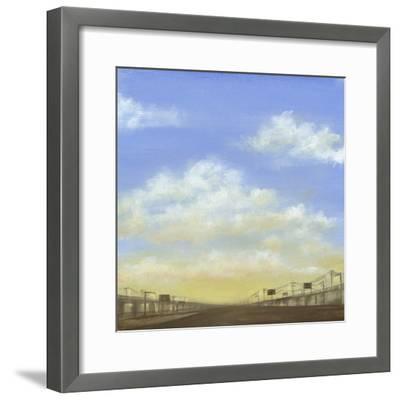 Evening Commute I-Jennifer Goldberger-Framed Premium Giclee Print