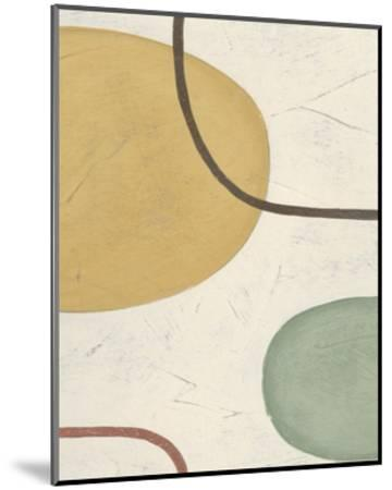 Demitasse IX-June Vess-Mounted Premium Giclee Print