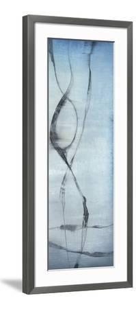 Whale Songs III-Jennifer Goldberger-Framed Premium Giclee Print