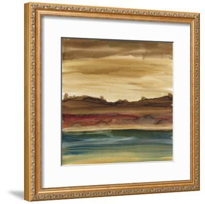 Vista Abstract IV-Ethan Harper-Framed Premium Giclee Print