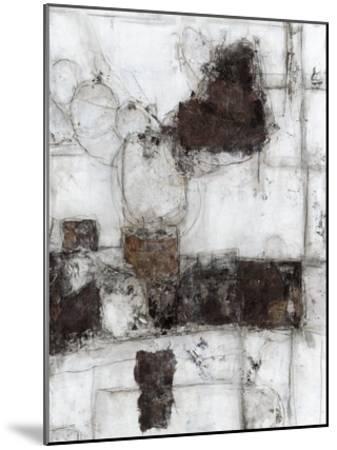 Metaphysical II-Beverly Crawford-Mounted Premium Giclee Print