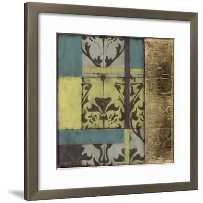 Jeweled Transom IV-Jennifer Goldberger-Framed Premium Giclee Print