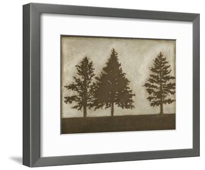 Silver Pine II-Megan Meagher-Framed Premium Giclee Print