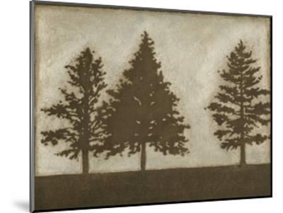 Silver Pine II-Megan Meagher-Mounted Premium Giclee Print