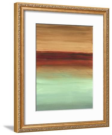 Geologic Sequence II-Ethan Harper-Framed Premium Giclee Print