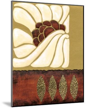 Garnet Moderna I-Nancy Slocum-Mounted Premium Giclee Print