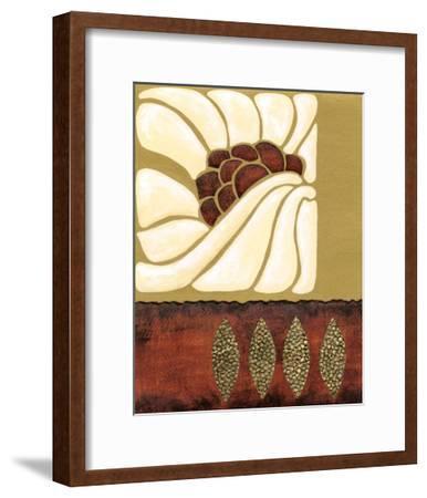 Garnet Moderna I-Nancy Slocum-Framed Premium Giclee Print