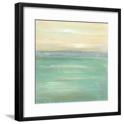 Serenity I-J^ Holland-Framed Premium Giclee Print