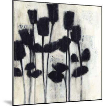 Roses II-Norman Jr^-Mounted Premium Giclee Print