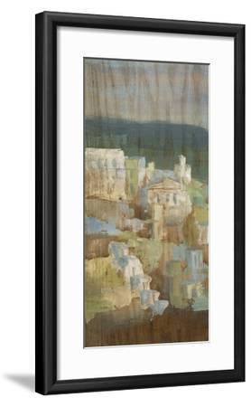 Mediterranean Composition I-Megan Meagher-Framed Premium Giclee Print