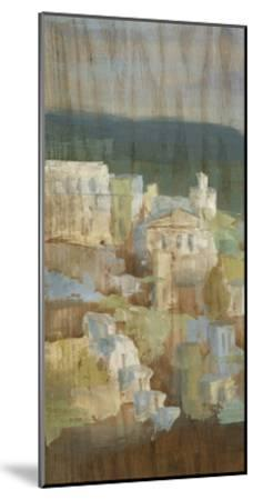 Mediterranean Composition I-Megan Meagher-Mounted Premium Giclee Print