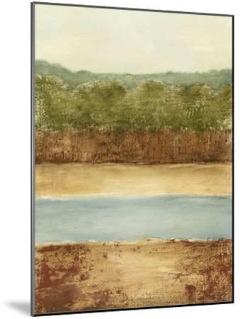 Golden Meadow I-Ethan Harper-Mounted Premium Giclee Print