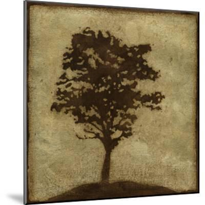 Gilded Tree I-Megan Meagher-Mounted Premium Giclee Print