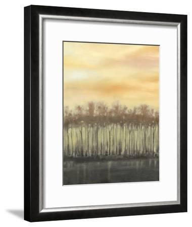 Dusk in Autumn-Jennifer Goldberger-Framed Premium Giclee Print