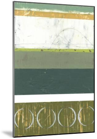 Precipice I-Jennifer Goldberger-Mounted Premium Giclee Print