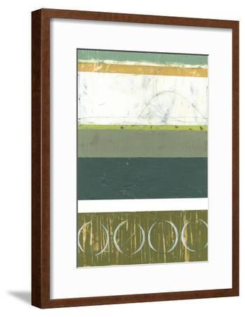 Precipice I-Jennifer Goldberger-Framed Premium Giclee Print