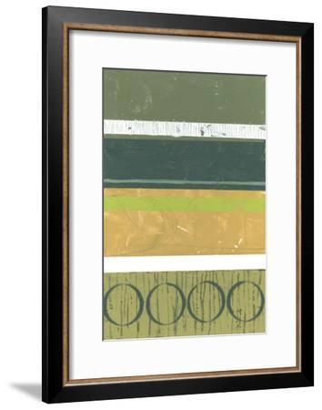Precipice IV-Jennifer Goldberger-Framed Premium Giclee Print