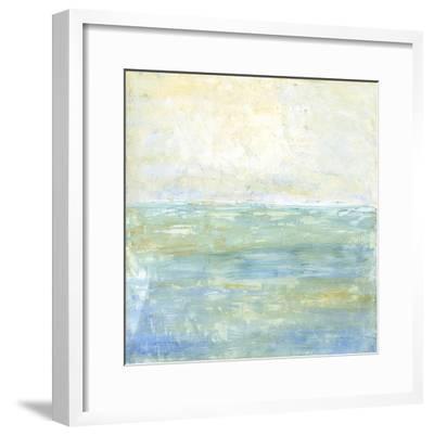 Tranquil Coast I-J^ Holland-Framed Premium Giclee Print