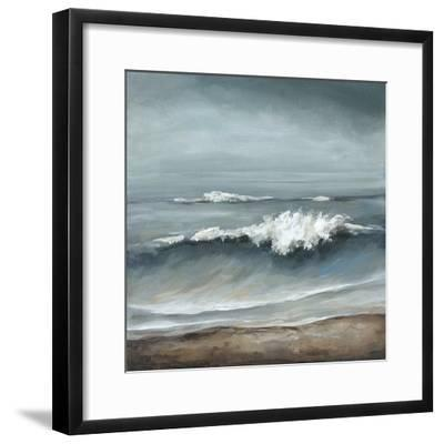 Sea Foam-Christina Long-Framed Premium Giclee Print