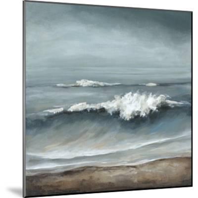 Sea Foam-Christina Long-Mounted Premium Giclee Print