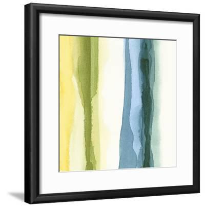 Liquidity IV-Chariklia Zarris-Framed Premium Giclee Print