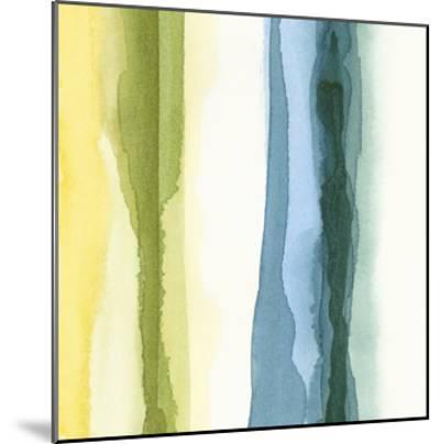 Liquidity IV-Chariklia Zarris-Mounted Premium Giclee Print