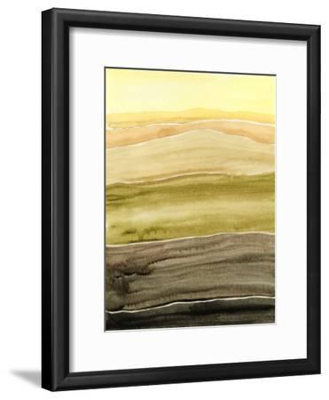 Sun Dance I-Alicia Ludwig-Framed Premium Giclee Print